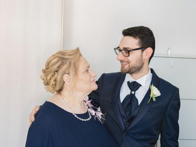 Il matrimonio di Giuliana e Enrico a Corridonia, Macerata 35