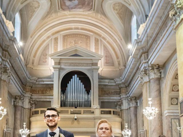 Il matrimonio di Giuliana e Enrico a Corridonia, Macerata 37