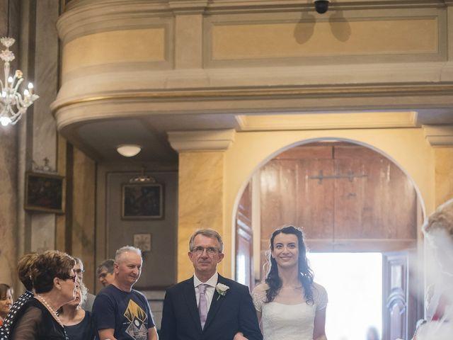 Il matrimonio di Giuliana e Enrico a Corridonia, Macerata 38