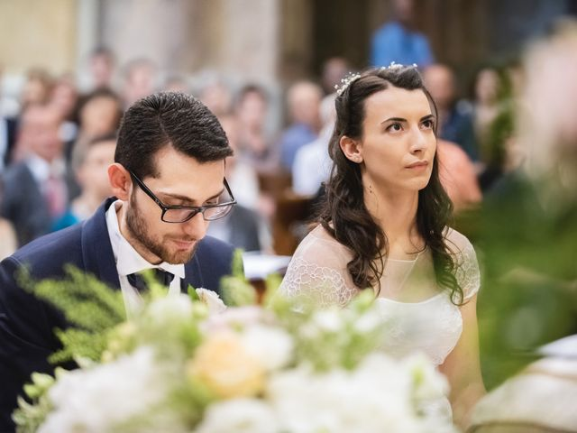 Il matrimonio di Giuliana e Enrico a Corridonia, Macerata 41