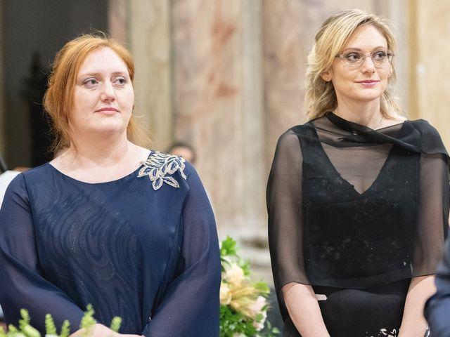 Il matrimonio di Giuliana e Enrico a Corridonia, Macerata 44