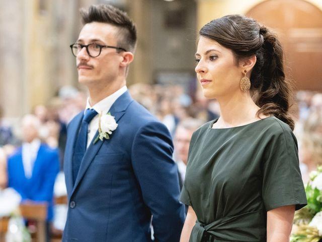 Il matrimonio di Giuliana e Enrico a Corridonia, Macerata 45