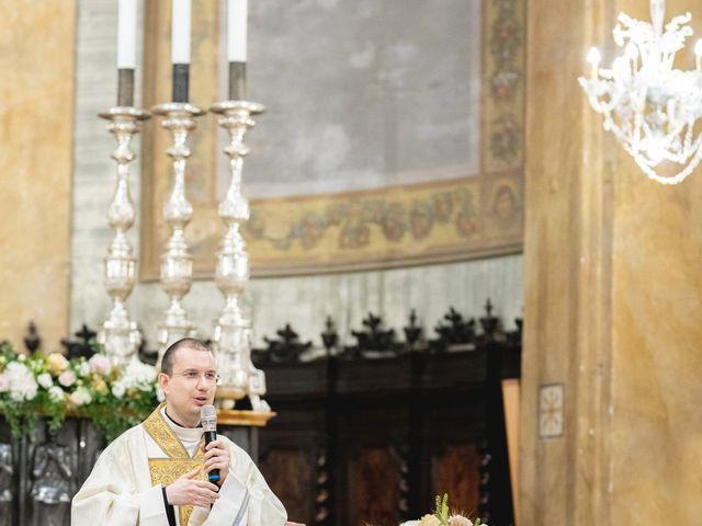 Il matrimonio di Giuliana e Enrico a Corridonia, Macerata 46