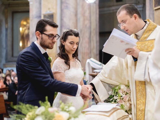 Il matrimonio di Giuliana e Enrico a Corridonia, Macerata 48