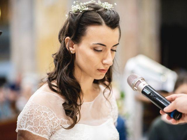 Il matrimonio di Giuliana e Enrico a Corridonia, Macerata 50