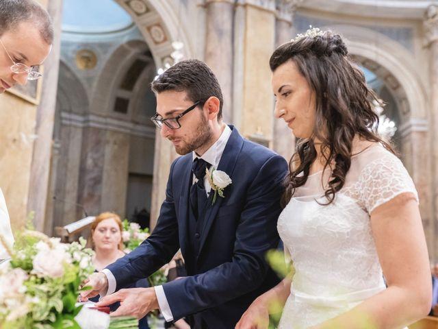 Il matrimonio di Giuliana e Enrico a Corridonia, Macerata 52