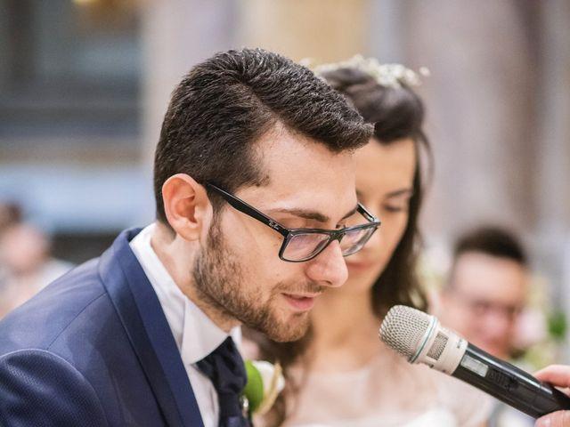 Il matrimonio di Giuliana e Enrico a Corridonia, Macerata 54