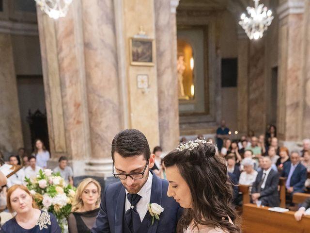 Il matrimonio di Giuliana e Enrico a Corridonia, Macerata 56
