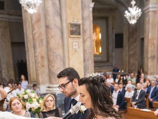 Il matrimonio di Giuliana e Enrico a Corridonia, Macerata 58