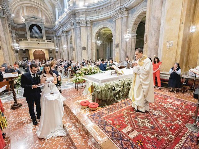 Il matrimonio di Giuliana e Enrico a Corridonia, Macerata 61
