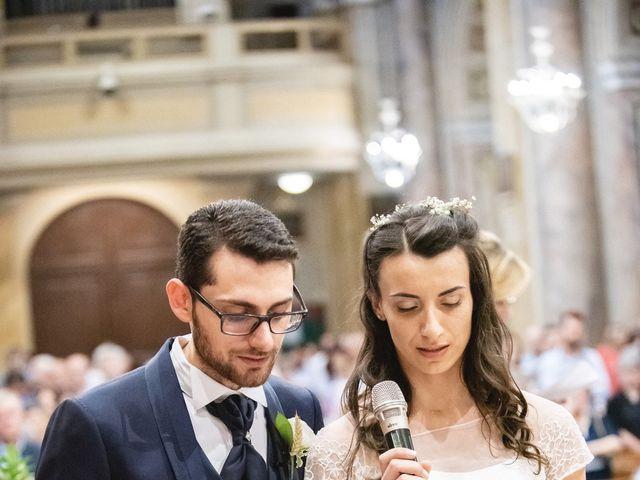 Il matrimonio di Giuliana e Enrico a Corridonia, Macerata 62