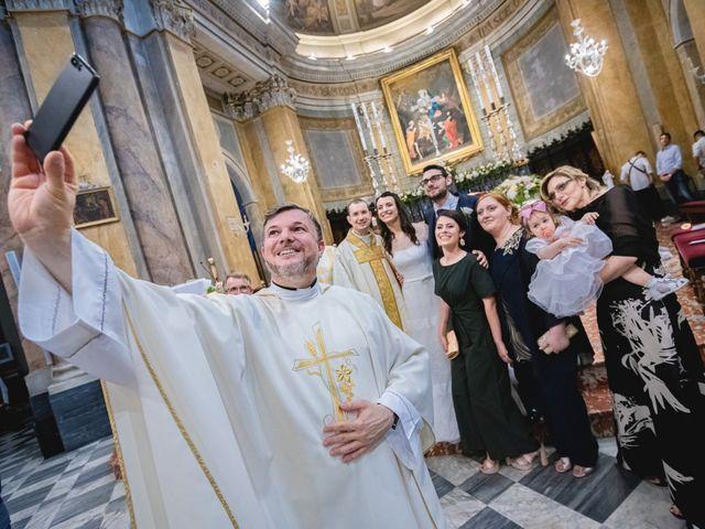 Il matrimonio di Giuliana e Enrico a Corridonia, Macerata 64