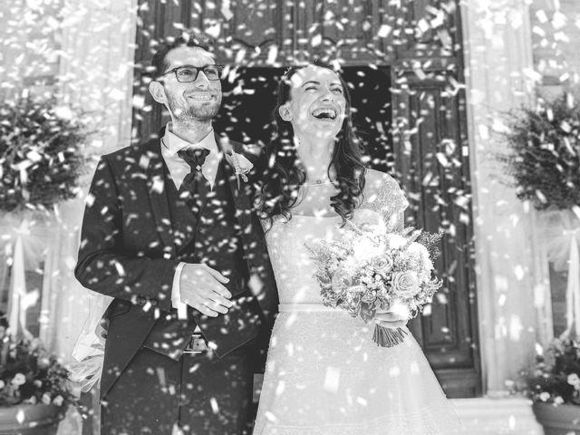 Il matrimonio di Giuliana e Enrico a Corridonia, Macerata 66