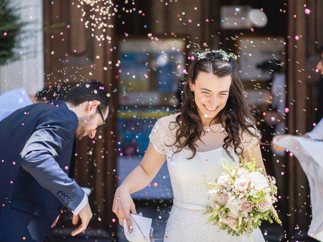 Il matrimonio di Giuliana e Enrico a Corridonia, Macerata 68