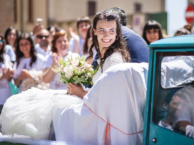 Il matrimonio di Giuliana e Enrico a Corridonia, Macerata 72