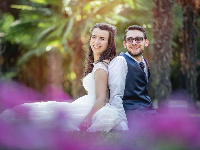 Il matrimonio di Giuliana e Enrico a Corridonia, Macerata 75