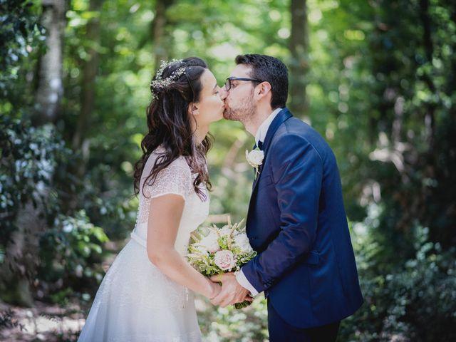 Il matrimonio di Giuliana e Enrico a Corridonia, Macerata 77