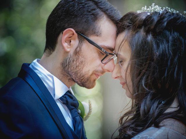 Il matrimonio di Giuliana e Enrico a Corridonia, Macerata 78