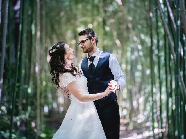 Il matrimonio di Giuliana e Enrico a Corridonia, Macerata 81