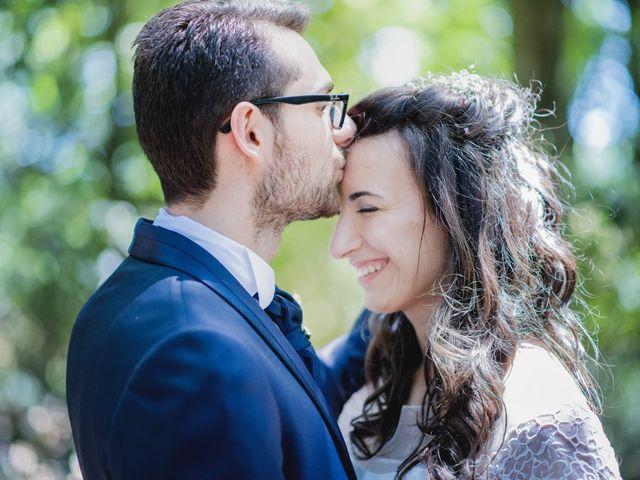 Il matrimonio di Giuliana e Enrico a Corridonia, Macerata 85