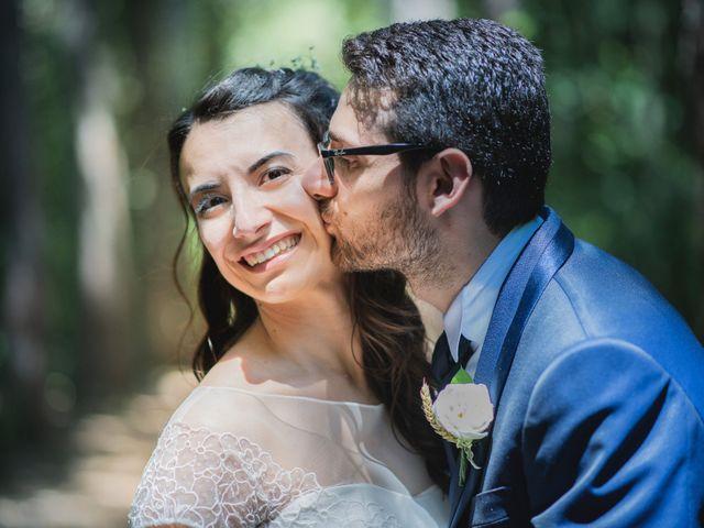 Il matrimonio di Giuliana e Enrico a Corridonia, Macerata 90