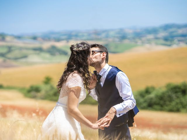 Il matrimonio di Giuliana e Enrico a Corridonia, Macerata 96