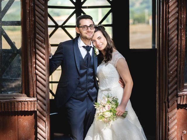 Il matrimonio di Giuliana e Enrico a Corridonia, Macerata 99