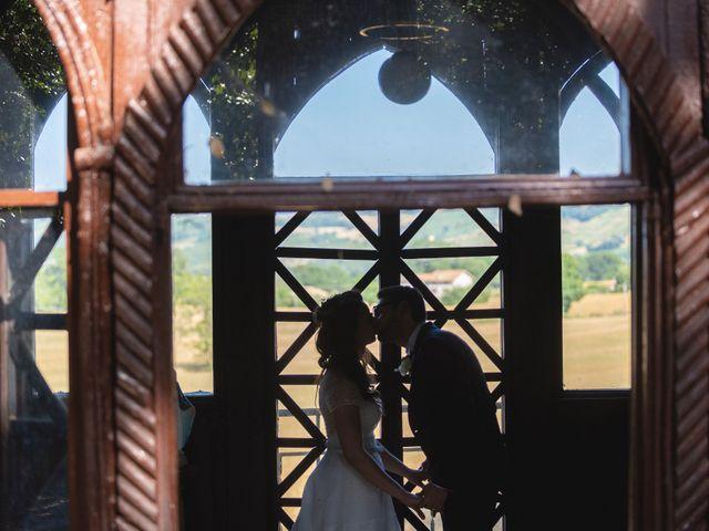 Il matrimonio di Giuliana e Enrico a Corridonia, Macerata 100