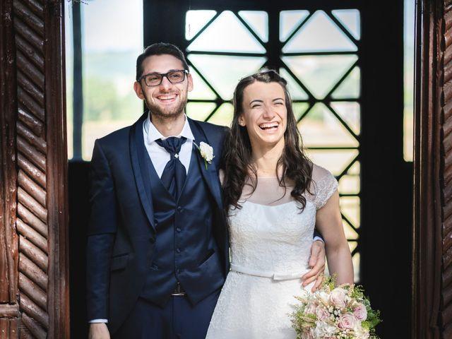 Il matrimonio di Giuliana e Enrico a Corridonia, Macerata 101
