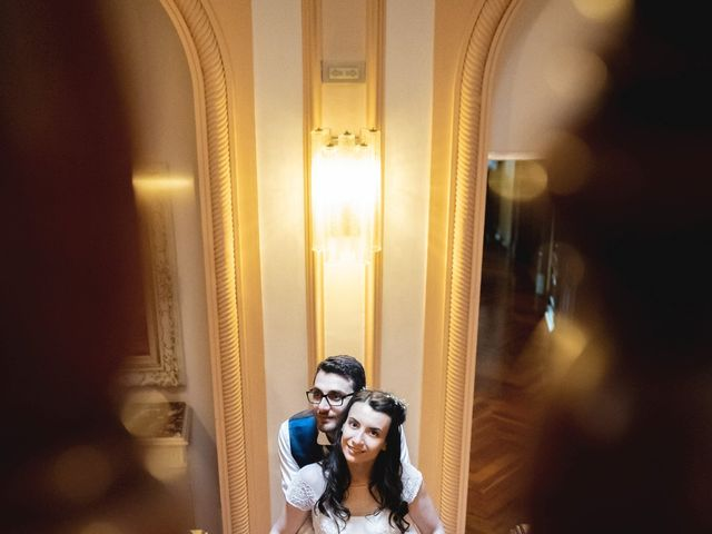 Il matrimonio di Giuliana e Enrico a Corridonia, Macerata 104