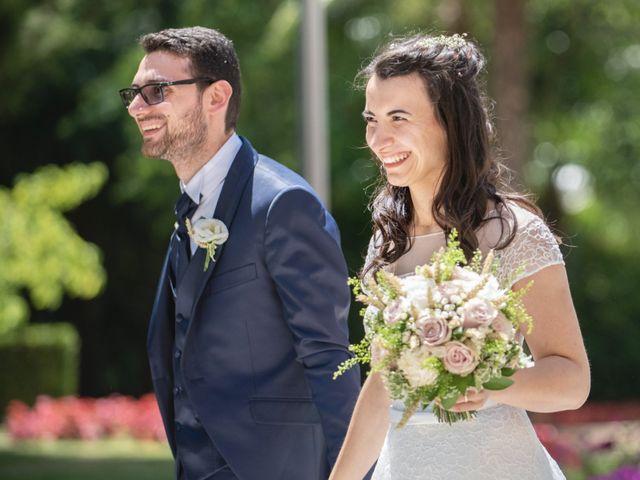 Il matrimonio di Giuliana e Enrico a Corridonia, Macerata 108