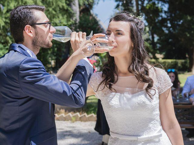 Il matrimonio di Giuliana e Enrico a Corridonia, Macerata 109