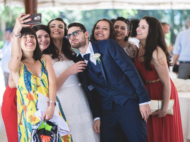 Il matrimonio di Giuliana e Enrico a Corridonia, Macerata 110