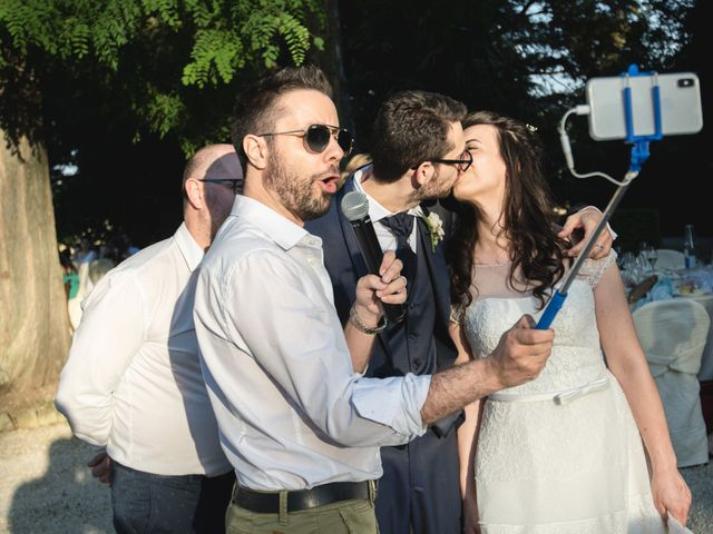 Il matrimonio di Giuliana e Enrico a Corridonia, Macerata 111