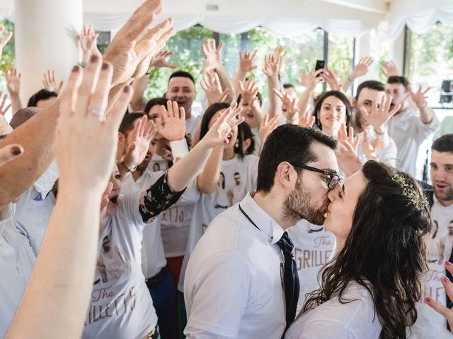 Il matrimonio di Giuliana e Enrico a Corridonia, Macerata 116