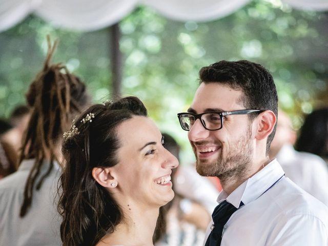 Il matrimonio di Giuliana e Enrico a Corridonia, Macerata 119