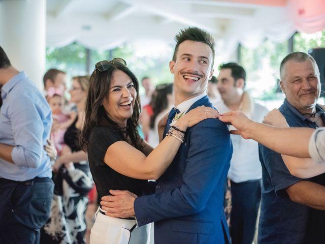 Il matrimonio di Giuliana e Enrico a Corridonia, Macerata 120