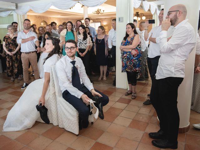 Il matrimonio di Giuliana e Enrico a Corridonia, Macerata 131