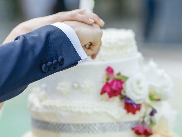 Il matrimonio di Giuliana e Enrico a Corridonia, Macerata 140