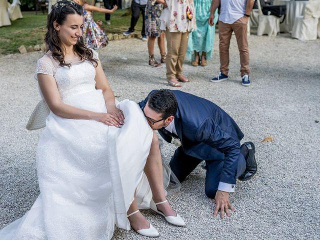 Il matrimonio di Giuliana e Enrico a Corridonia, Macerata 143