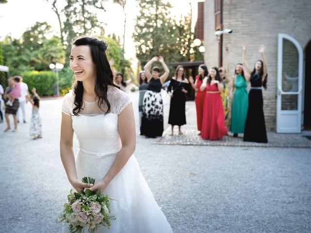 Il matrimonio di Giuliana e Enrico a Corridonia, Macerata 144