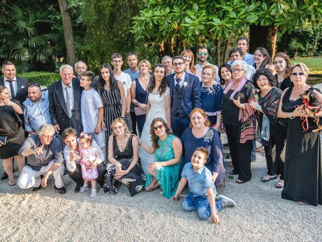 Il matrimonio di Giuliana e Enrico a Corridonia, Macerata 147