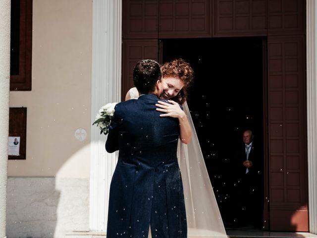 Il matrimonio di Marco e Elisa a Gorgo al Monticano, Treviso 15
