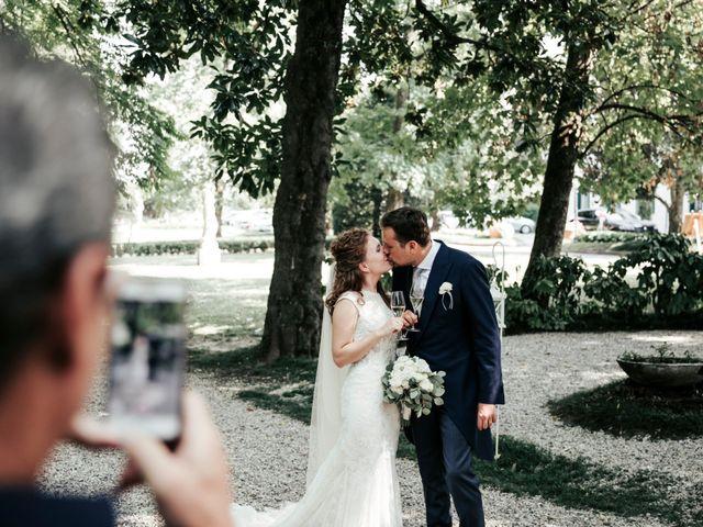 Il matrimonio di Marco e Elisa a Gorgo al Monticano, Treviso 20