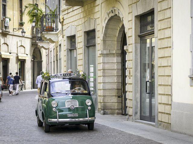 Il matrimonio di Maurizio e Caren a Treviglio, Bergamo 13