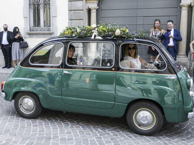 Il matrimonio di Maurizio e Caren a Treviglio, Bergamo 14