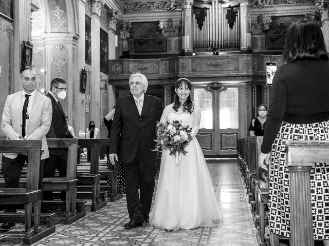 Il matrimonio di Maurizio e Caren a Treviglio, Bergamo 16