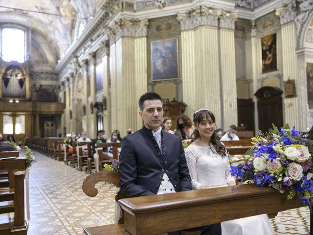 Il matrimonio di Maurizio e Caren a Treviglio, Bergamo 19