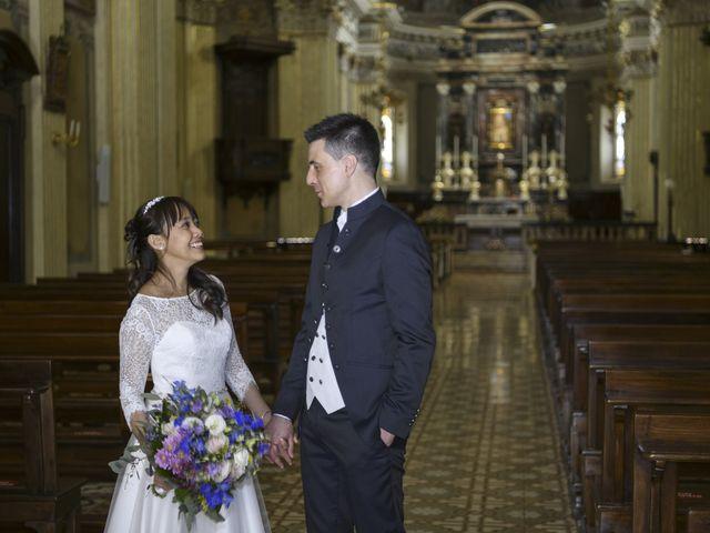 Il matrimonio di Maurizio e Caren a Treviglio, Bergamo 20