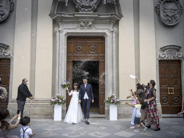 Il matrimonio di Maurizio e Caren a Treviglio, Bergamo 21